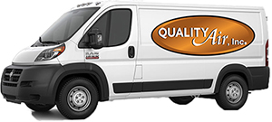 Quality Air Duct Cleaners Logo