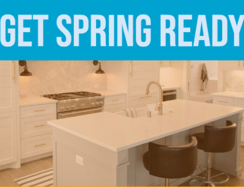 Get Your Home Clean For Spring