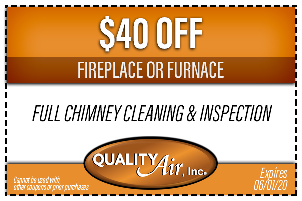 Fireplace Cleaning Coupon