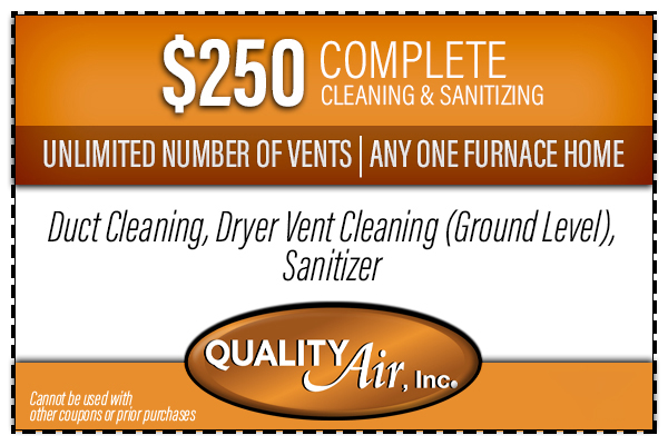 $250 OFF DV Cleaning/ Sanitizing Coupon