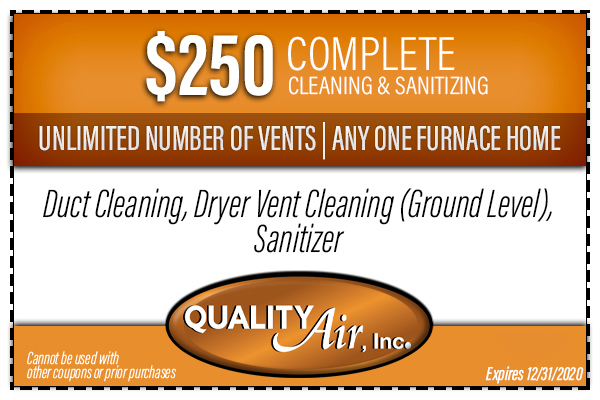 $250 Complete Cleaning & Sanitizing